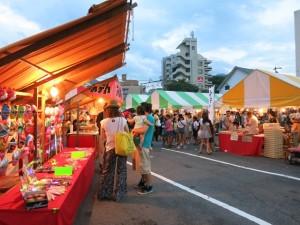 矢野産業祭風景